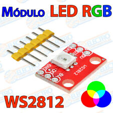 Modulo RGB LED WS2812 5050 direccionable ARDUINO rojo azul verde
