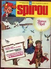 SPIROU N°1967. 1975 + SUPPLEMENT POSTER LA RIBAMBELLE. ROBA.