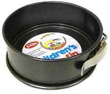 18cm Non Stick Children's Springform Spring Form Pan Baking Tray Mini Cake Tin