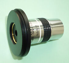 36TPI/RMS Threaded Microscope Objective to T/T2 Mount/ Ring Adaptor, BRAND NEW