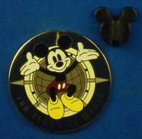 Mickey Mouse 100 Years of Magic Compass Disney Pin # 6373