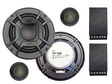 "-2- Polk Audio DB+ 6.5"" Component Speakers Car /Marine /UTV /ATV Speakers DB6502"