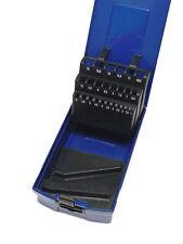 ABS-Leerbox für Spiralbohrer 1-13mm , 25-teilig , Sortimentbox , ABS-Box