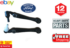 GENUINE FORD SX SY TERRITORY UPDATED FRONT CONTROL ARMS & LOWER BALL JOINT KIT