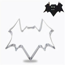 Stainless Steel Cookie Cutter Holiday Bat Cake Biscuts Cutter Fondant DIY Mold ♫