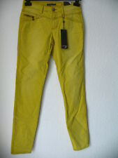 "Street One Stretch Cordhose "" Jonas "" Gr. 34 L32  Farbe Gelb = Top Angebot"