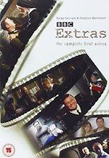 Ricky Gervais Stephen Merchant Extras Season 1 | 2005 BBC Series DVD Region 2