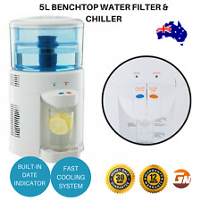 Lenoxx Electronics WC100 5L Portable Bench Top Water Filter