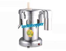 Commercial 100-120kg/hr Fruit Power Juicer Juice Extractor WF-A2000 550W 220V H