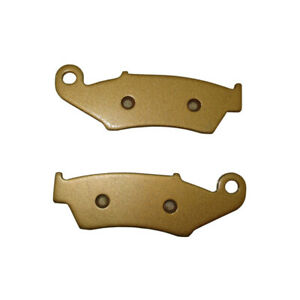 Sintered Brake Pads For Kawasaki KX 250 F 4T KLX 250 R D2/D3/D4 KX 500 E6-E16