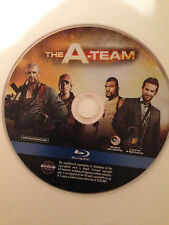 The A-Team (Blu-ray Disc, 2010,) Blu Ray Disc Only-Replacement Disc