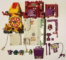 Ninja Turtles Mini Mutants TMNT City Wars Leonardo Plus ZBots Turbine X Playset
