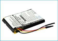 3.7V battery for Philips GoGear SA6015, SA6025, SA6025/37, SA6025/97 Li-Polymer