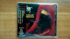 Word Of Mouth Por Vicious Rumors (1994 Japan CD 2 Adicional, ALCB-3006 Obi ) VG