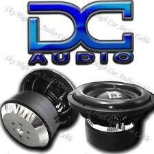 "DC AUDIO XL 18"" 2 ohm Dual Voice Coil Subwoofer 2200/4400 Watt NEW"