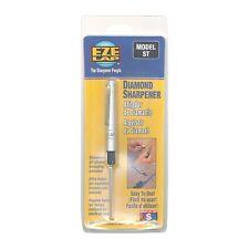 EZE-LAP Diamond Pen Hone or Knife Sharpener for Serrated Blades Model ST