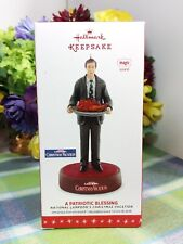 Hallmark A Patriotic Blessing ornament 2016 National Lampoon