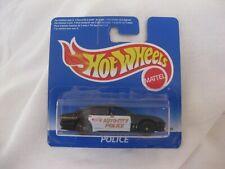 Hot Wheels 1997 Mainline Series Police Car Mint In Short Card