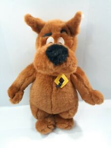"""Vintage 1998 Scooby Doo Talking Plush Warner Bros 16"""" Battery Operated Tested"""