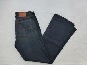WOMENS LUCKY BRAND SWEET N LOW BOOTCUT JEANS SIZE 14x32 #5330