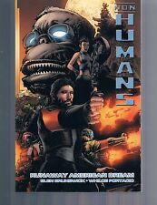 Non-Humans Vol 1: Runaway American Dream by While Portacio TPB 1st 2013 Image