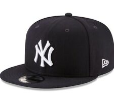 7df101f0fab NEW ERA 9Fifty MLB New York Yankees Basic Black Snapback Cap Adult Men Hat