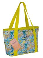 Jumbo Tote Lunch Bag Fun Cooler Picnic Beach Handbag Ice Stylish Summer Camping