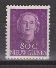 Indonesia Nederlands Nieuw Guinea New Guinea 18 MLH ong 1950-1952 Juliana