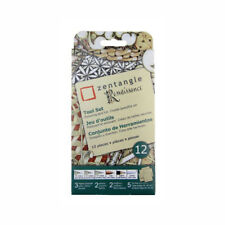 Zentangle Renaissance Tile Set 12 Pc