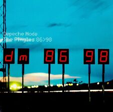 DEPECHE MODE The Singles 86 - 98 - 2cd