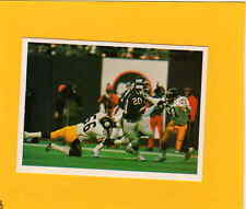1986 Jeno's Pizza New York Giants Card DONNIE SHELL ROBIN COLE Steelers
