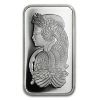 1/2 OZ.~ PURE .999 SILVER BAR ~ FORTUNA HEAD ~ PAMP SUISSE ~ SEALED BAR ~ $26.88