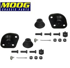 For Ford Mustang II LTD Set of 2 Front Upper Bolt-in Type Ball Joints Moog K8212