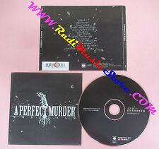 CD A PERFECT MURDER Unbroken 2004 Usa VICTORY RECORDS VR217 no lp mc dvd (CS63)