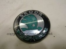 Skoda Octavia Mk1 1U 96-04 1.9 skoda bonnet badge logo