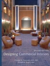 Designing Commercial Interiors by Christine M. Piotrowski.