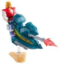 Mattel Les Maîtres de l'Univers Origins - Prince Adam with Sky Sled Figurine