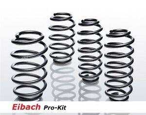 Molle Assetto EIBACH Pro Kit per FIAT 124 SPIDER
