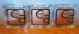 Lot Of 3-Catrice Art Couleurs Eye shadow 080 Mademoiselle Chic Brown