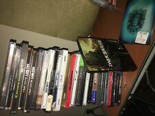 Video Game Steel-book variation lot (NO GAMES)