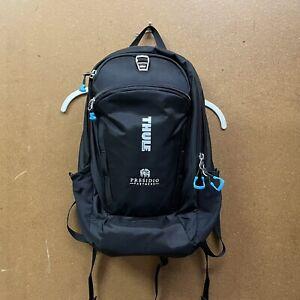 Thule Sweden Black Backpack Presidio Partners