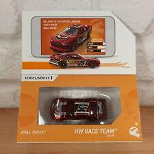 Hot Wheels ID-serie 1-equipo de carrera de hardware unidad Oval