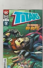 DC COMICS TITANS #21 MAY 2018 1ST PRINT NM