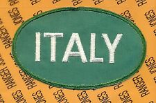 US Army WWII ITALY POW Prisoner of War Jacket cloth patch