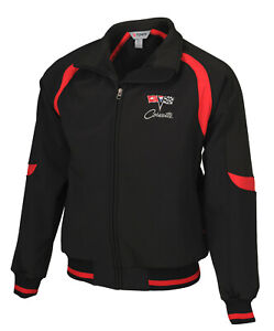 1963-1967 Mens Corvette Fast Lane Classic Jacket with Embroidered C2 Logo 620272