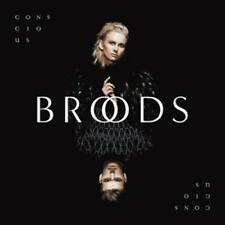 Broods - Conscious   CD  NEU  (2016)