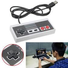 USB Classic Gaming Controller Gamepad For Nintendo NES Raspberry Windows PC Mac