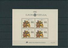 Portugal 1988 Mi. Bloc 57 Neuf MNH Plus Boutique
