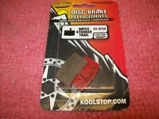 Kool Stop Bicycle Disc Brake Pads fits Hayes Stroker Trail Organic New Free ship