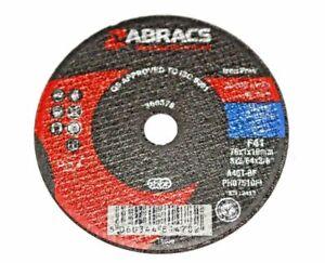 Abracs Phoenix II Extra Thin Metal Cutting Discs 75mm x 1mm x 10mm ABRPH07510FI